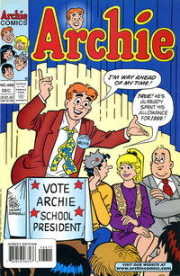 Cover Thumbnail for Archie (Archie, 1959 series) #466