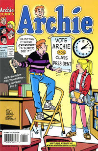 Cover Thumbnail for Archie (Archie, 1959 series) #469