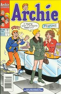 Cover Thumbnail for Archie (Archie, 1959 series) #480