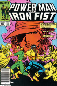 Cover Thumbnail for Power Man and Iron Fist (Marvel, 1981 series) #102 [newsstand]