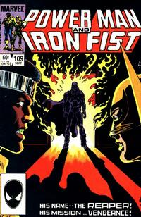Cover Thumbnail for Power Man and Iron Fist (Marvel, 1981 series) #109