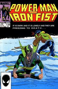 Cover Thumbnail for Power Man and Iron Fist (Marvel, 1981 series) #116 [direct]