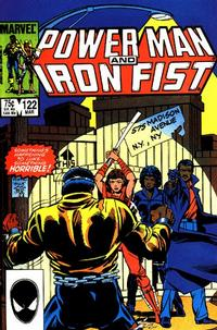 Cover Thumbnail for Power Man and Iron Fist (Marvel, 1981 series) #122 [direct]