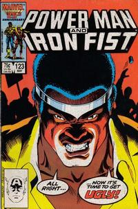 Cover Thumbnail for Power Man and Iron Fist (Marvel, 1981 series) #123 [direct]