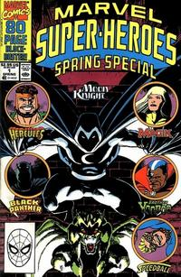 Cover Thumbnail for Marvel Super-Heroes (Marvel, 1990 series) #1 [Direct]