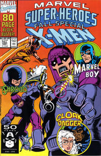 Cover Thumbnail for Marvel Super-Heroes (Marvel, 1990 series) #7 [Direct]