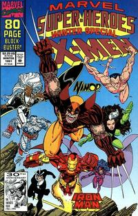 Cover Thumbnail for Marvel Super-Heroes (Marvel, 1990 series) #8 [Direct]