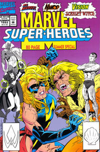 Cover Thumbnail for Marvel Super-Heroes (Marvel, 1990 series) #10 [Direct Edition]