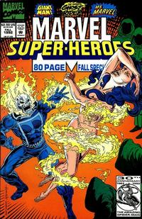 Cover Thumbnail for Marvel Super-Heroes (Marvel, 1990 series) #11 [Direct]