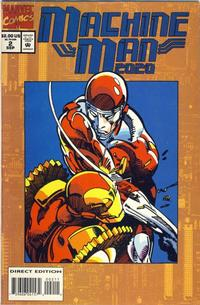 Cover Thumbnail for Machine Man 2020 (Marvel, 1994 series) #2
