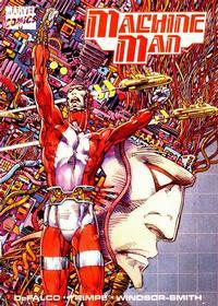 Cover Thumbnail for Machine Man (Marvel, 1988 series) #[nn]