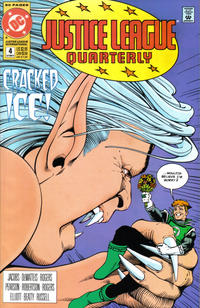 Cover Thumbnail for Justice League Quarterly (DC, 1990 series) #4 [Direct]