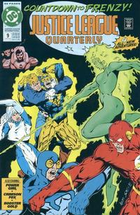 Cover Thumbnail for Justice League Quarterly (DC, 1990 series) #9 [Direct]