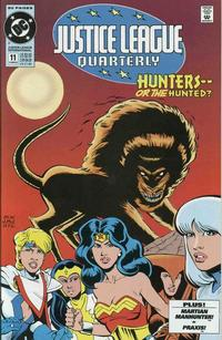 Cover Thumbnail for Justice League Quarterly (DC, 1990 series) #11 [Direct]