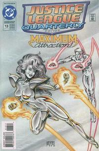 Cover Thumbnail for Justice League Quarterly (DC, 1990 series) #13 [Direct Sales]