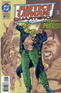 Cover Thumbnail for Justice League Quarterly (DC, 1990 series) #15