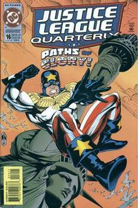 Cover Thumbnail for Justice League Quarterly (DC, 1990 series) #16 [Direct Sales]