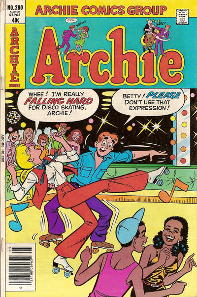 Cover for Archie (Archie, 1959 series) #280