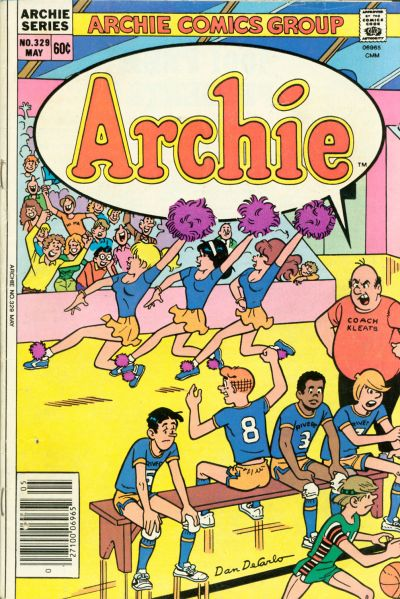 Cover for Archie (Archie, 1959 series) #329