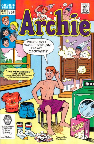 Cover for Archie (Archie, 1959 series) #371