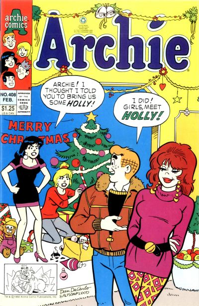 Cover for Archie (Archie, 1959 series) #408