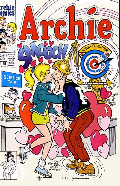 Cover for Archie (Archie, 1959 series) #411