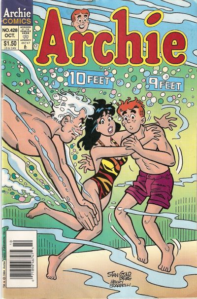 Cover for Archie (Archie, 1959 series) #428