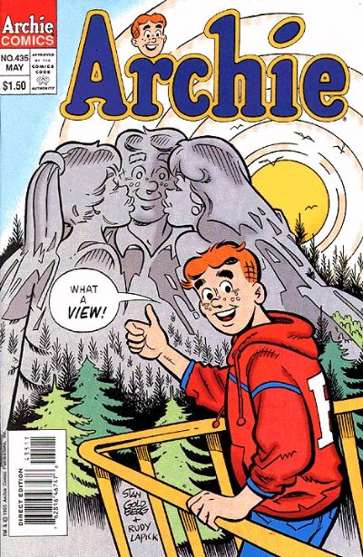 Cover for Archie (Archie, 1959 series) #435