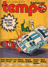 Cover for Tempo (Egmont, 1976 series) #37/1977