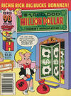 Cover for Million Dollar Digest (Harvey, 1986 series) #2 [Newsstand]