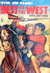 Cover for Best of the West (Magazine Management, 1970 ? series) #1