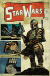 Cover for Star Wars (Marvel, 2015 series) #1 [Pop Comics Exclusive Alex Maleev Variant]