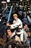 Cover for Star Wars (Marvel, 2015 series) #1 [Bampf! Comics Exclusive Mike McKone Variant]