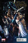 Cover Thumbnail for Star Wars (2015 series) #1 [J. Scott Campbell Connecting Cover Variant]