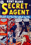 Cover for Kent Blake Secret Agent (Bell Features, 1951 series) #27