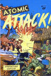 Cover for Atomic Attack! (Calvert, 1953 ? series) #7
