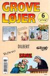 Cover for Grove løjer (Egmont, 1999 series) #6