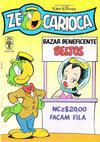 Cover for Zé Carioca (Editora Abril, 1961 series) #1875