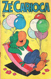 Cover for Zé Carioca (Editora Abril, 1961 series) #1119
