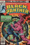 Cover for Black Panther (Marvel, 1977 series) #10 [British Price Variant]
