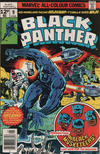 Cover for Black Panther (Marvel, 1977 series) #9 [British Price Variant]