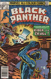 Cover for Black Panther (Marvel, 1977 series) #11 [British]
