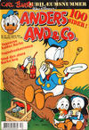 Cover for Anders And & Co. (Egmont, 1949 series) #12/2001