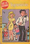 Cover for Ude og Hjemme. Tegneserier (Aller [DK], 1963 series) #4/1971
