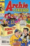 Cover for Archie & Friends (Archie, 1992 series) #40 [Direct Edition]