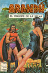 Cover for Arandú, El Príncipe de la Selva (Editora Cinco, 1977 series) #16