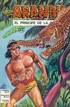 Cover for Arandú, El Príncipe de la Selva (Editora Cinco, 1977 series) #22