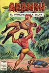 Cover for Arandú, El Príncipe de la Selva (Editora Cinco, 1977 series) #23