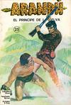Cover for Arandú, El Príncipe de la Selva (Editora Cinco, 1977 series) #25