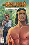 Cover for Arandú, El Príncipe de la Selva (Editora Cinco, 1977 series) #26